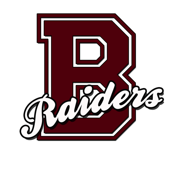 Barker Raiders Logo