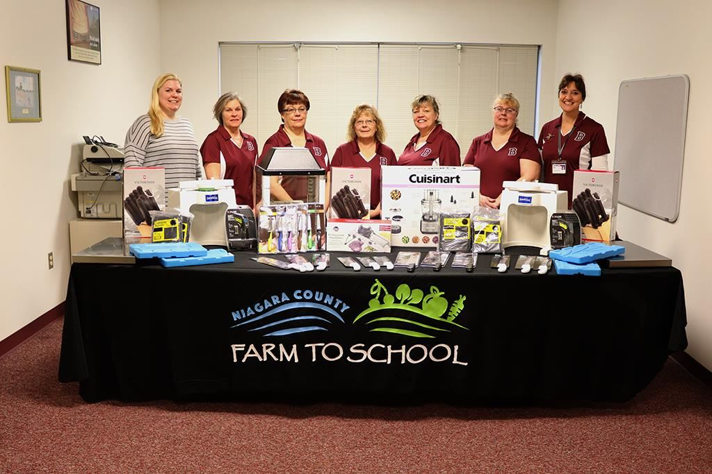 Farm to School Grant Received