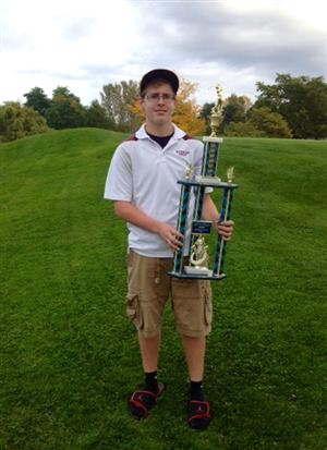 2013 Team Tournament Medalist
