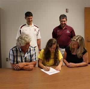 Denny Signing2