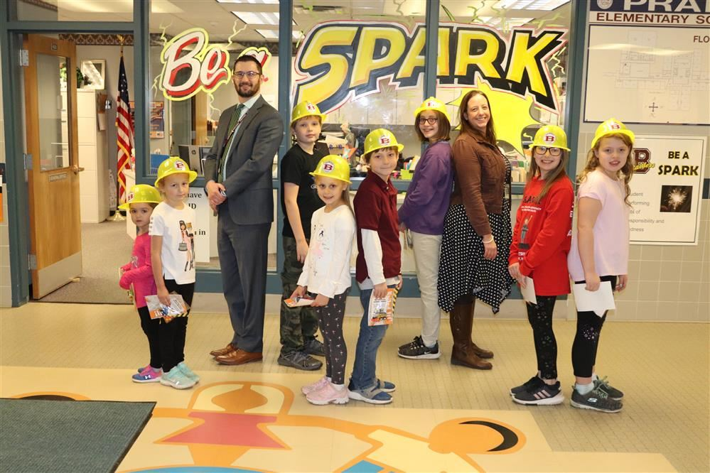 Pratt Students of the Month November