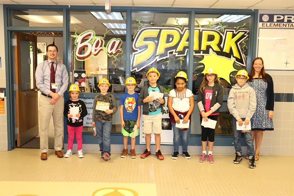 Pratt Students of the Month September
