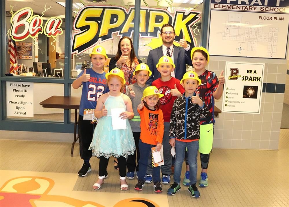 Pratt Students of the Month October