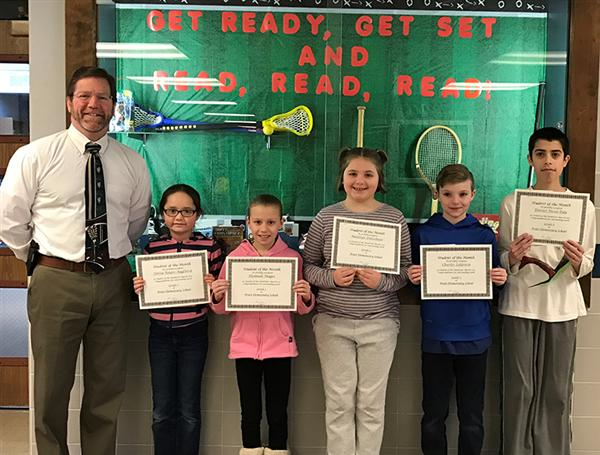Pratt March 2017 Students of the Month