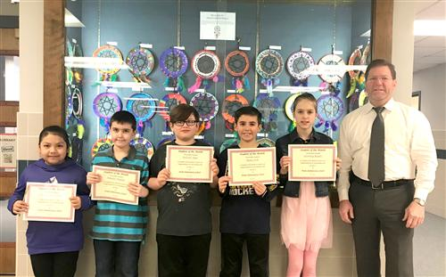 Pratt Students of the Month April 2018