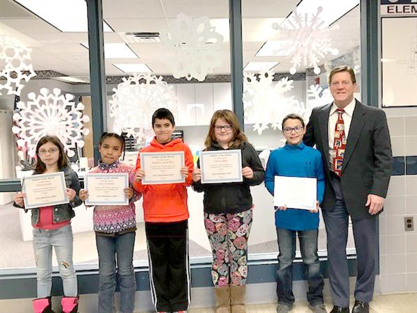 January 2018 Pratt Students of the Month