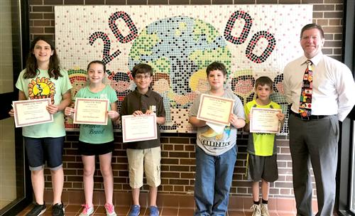 Pratt June 2018 Students of the Month