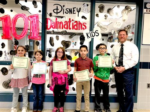 March 2018 Pratt Students of the Month