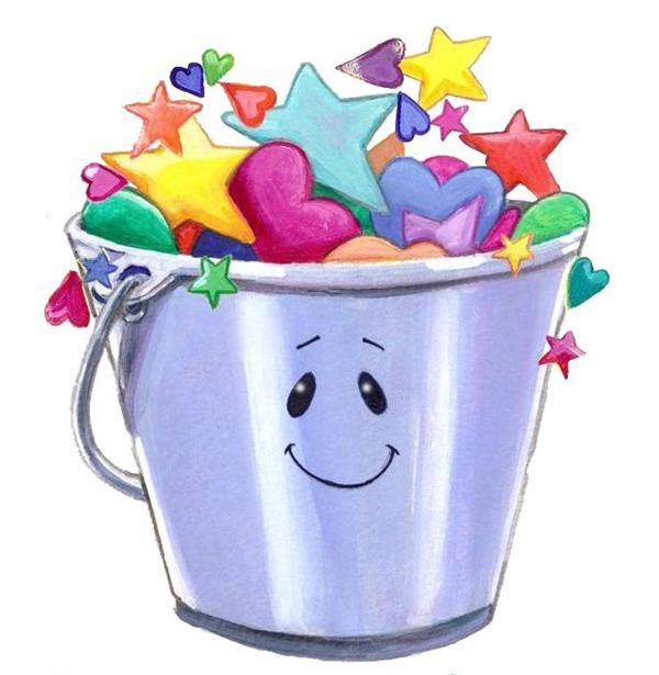 Bucket Filler Clipart