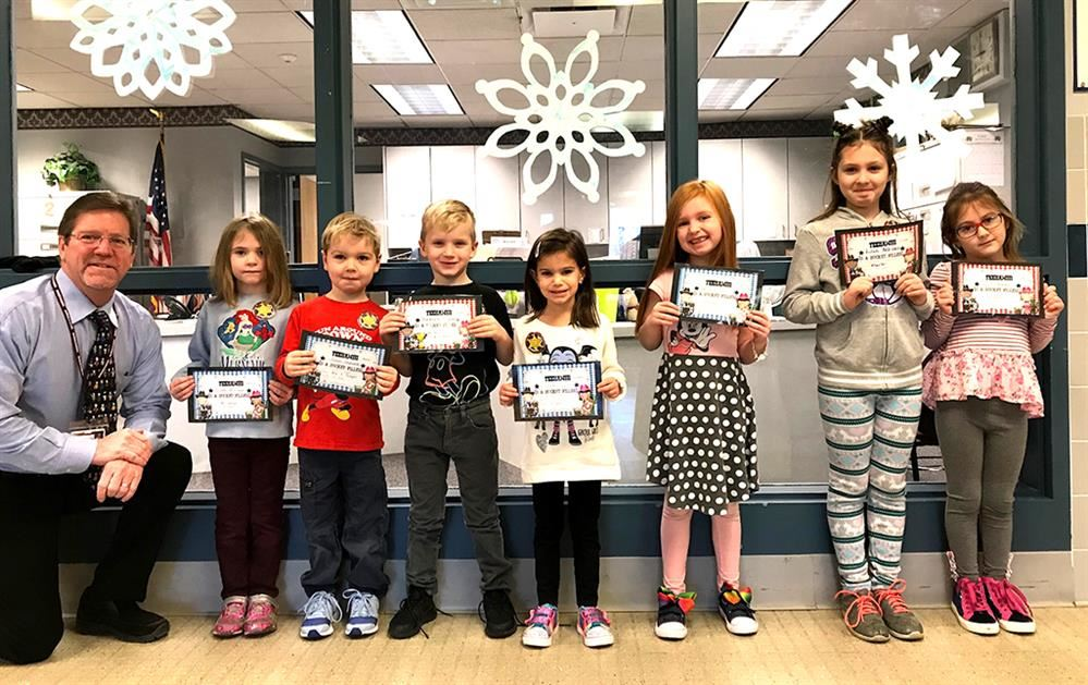 Pratt Bucket Fillers December