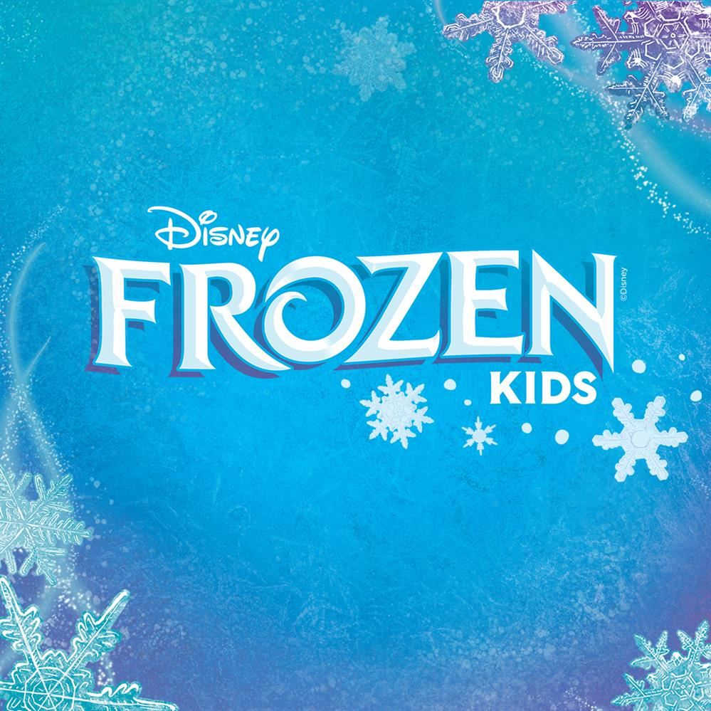 Frozen Kids Logo