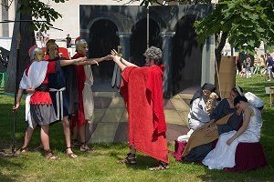 Art Alive Oath of Horatii