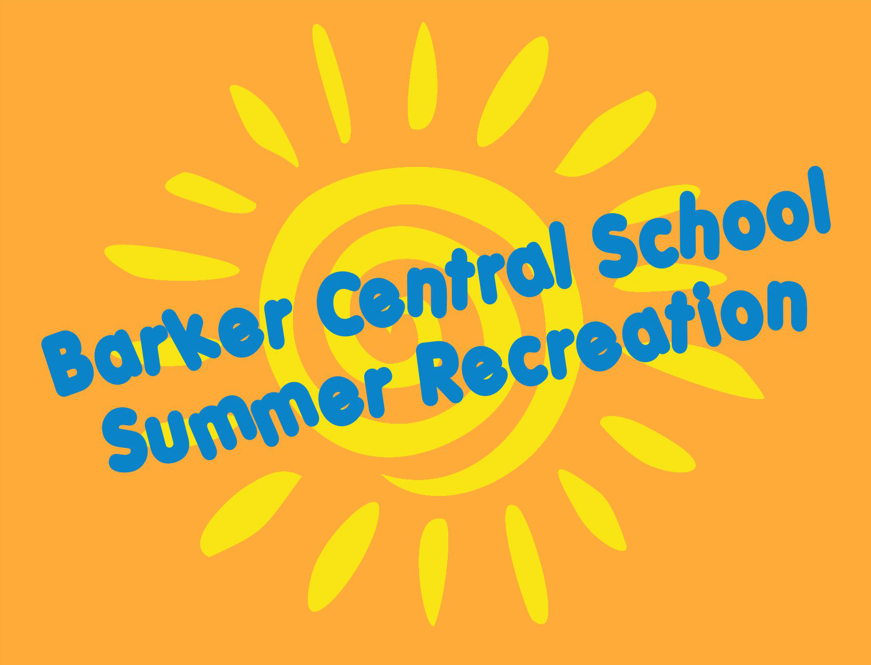 Summer Recreation Logo